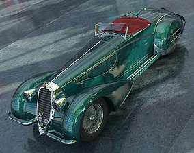 Alfa Romeo 8C 3D model