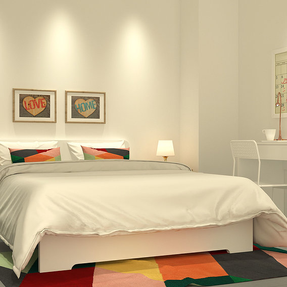 Bedrooms project