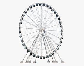 Ferris Wheel part 3D model