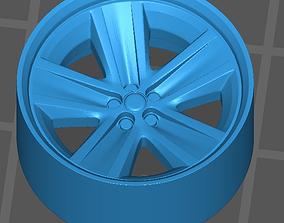 3D printable model VW Polo OEM Scalable Wheels 2 1