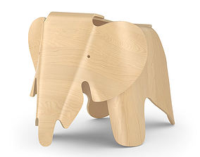3D model Vitra Eames Elephant
