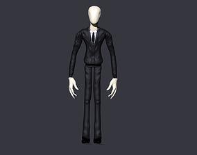 3D printable model Slender Man