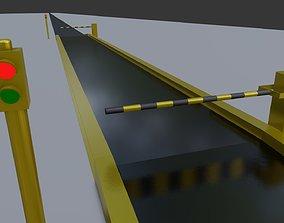 Truck Scale 3D model
