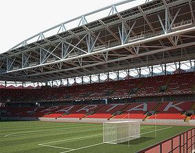 Spartak Stadium 3D