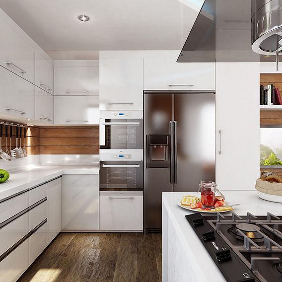 3D Exterior and Interior Design for Ata Emre Construction
