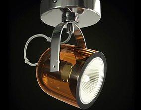 Powerful Ceiling Lamp 3D