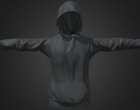 3D model Hoodie V2