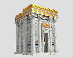 3D Herods Temple - New Pristine Version