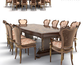 BelCor ORLEANS Dinner Set 3D