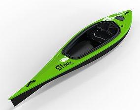 3D Sport Kayak