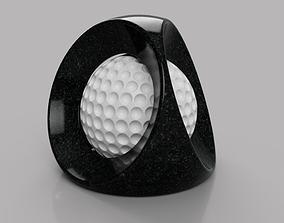 Balle captive 3D printable model