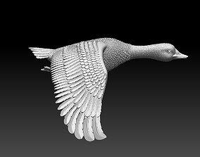 goose 3D printable model