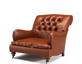 Chair Caledonian 3D