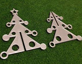 CHRISTMAS TREE multi 3D print model