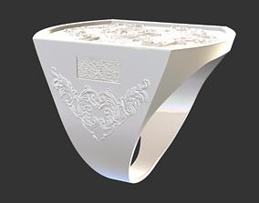 Ring 15 3D print model ring