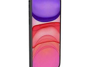 3D model iPhone 11 technology