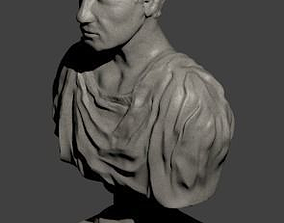 3D model Giviry Cesare Bust