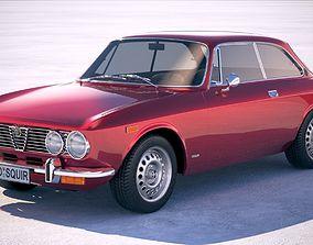 3D Alfa Romeo GTV 1974