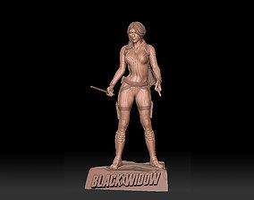 Black Widow 2020 3D print model