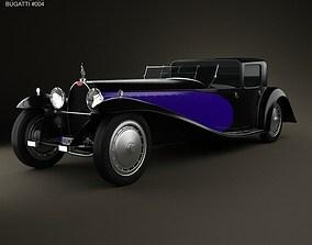 Bugatti Royale Type 41 1927 3D