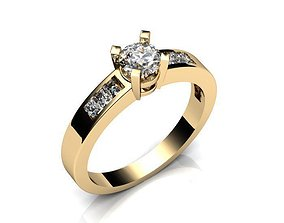 Ring BK309 3D printable model
