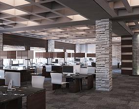 Modern Office Design 3D
