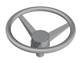 Steering Wheel 3D tool