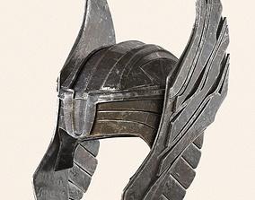 Thor helmet 3D model