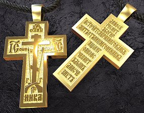 two-way cross without Jesus 3D print model