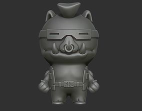3D printable model Bebop