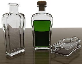 Bottle 02 3D