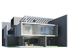 Free House 3d Models Cgtrader