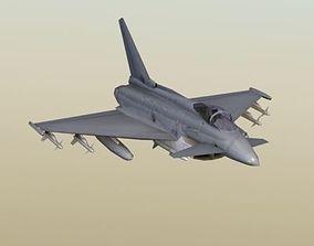 3D RAF FGR4 Typhoon