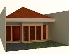 Little House 3D