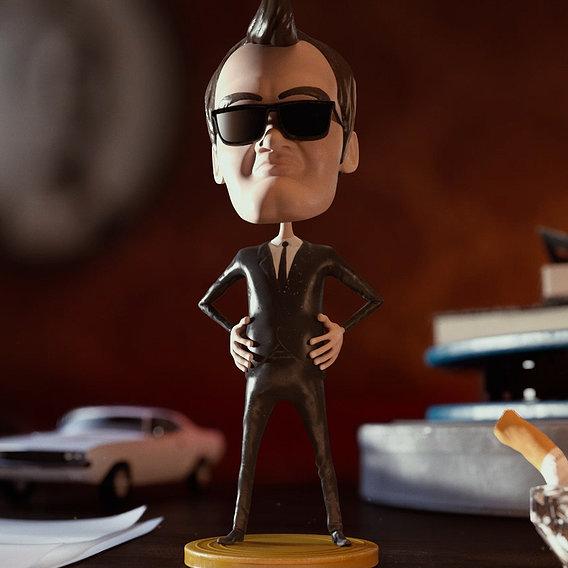Tarantino Doll