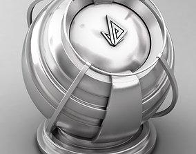 VRAY SHADER---METAL---Indium 3D