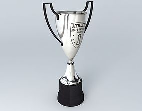 3D Deco Trophy Andrews houses the world