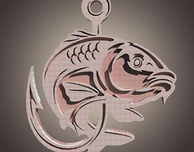 3D printable model Fish design