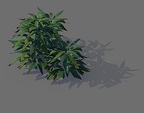 Game Model - Forest - Shrub 16