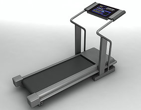 3D asset Treadmill