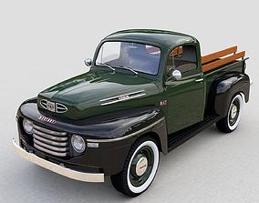 M47 SERIES PICKUP 1949 3D model