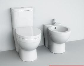 3D Toilet Bidet