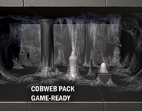 Cobweb pack 3D model
