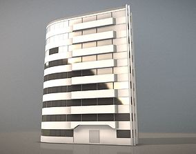 3D City Building Design J-1