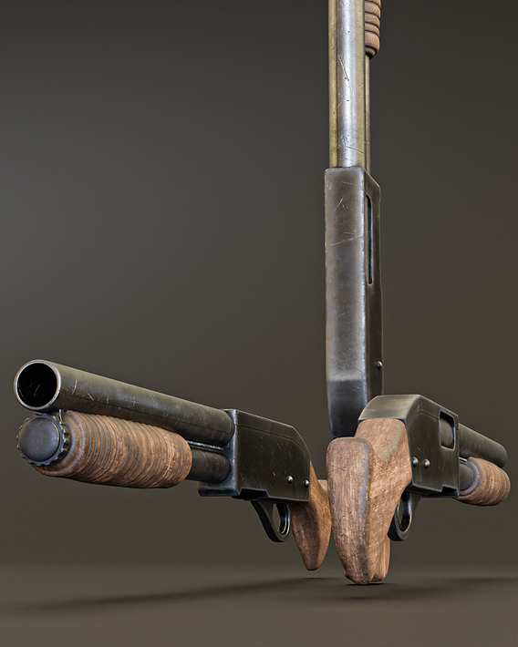 Sawed Shotgun