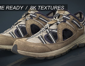 3D asset realtime Sneakers