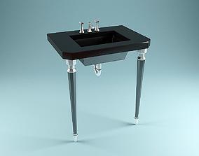 K2823-P K3020 Washstand 3D