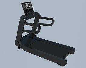 sport Treadmill 3D