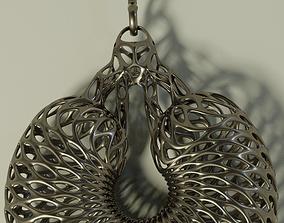 3D asset Interstellar earring