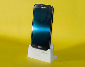3D printable model Samsung Galaxy Note 2 stand